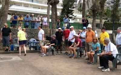Tireurwettbewerb in Los Christianos
