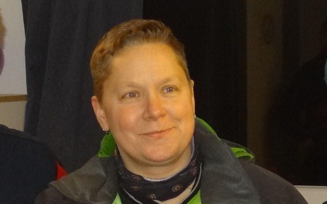 Dagmar Fischer beim Länderpokal 2018