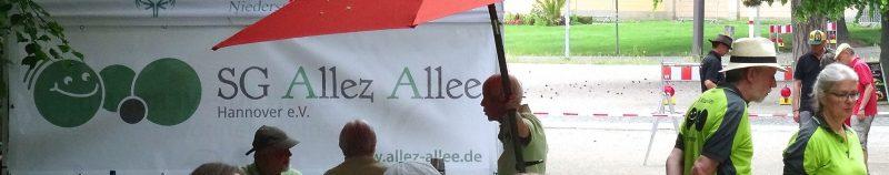 25 Jahre SG Allez Allee Hannover e.V.