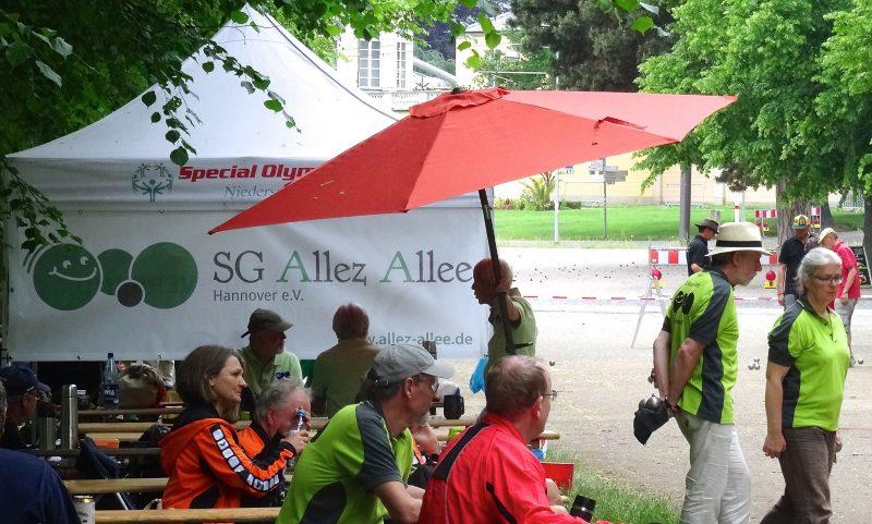25 Jahre SG Allez Allee Hannover e.V. - Jubiläumsveranstaltung