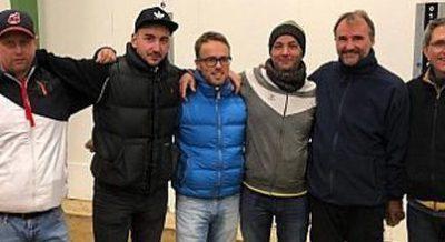 """01.12.2018  Glühwein-Turnier bei den """"Krähen"""""""