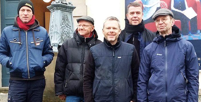 10.02.2019 Harten im Garten N0 4 vor dem Wilhelm-Busch-Museum