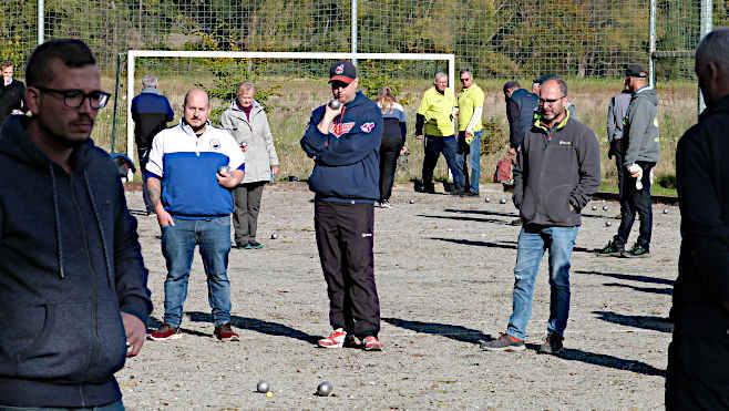Herbst-Turnier in Koldingen