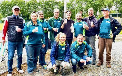 NPV-Liga  mit AA1/AA2/AA3/AA4/AA5 – Aufstieg von AA1 in die Niedersachsenliga ist perfekt!